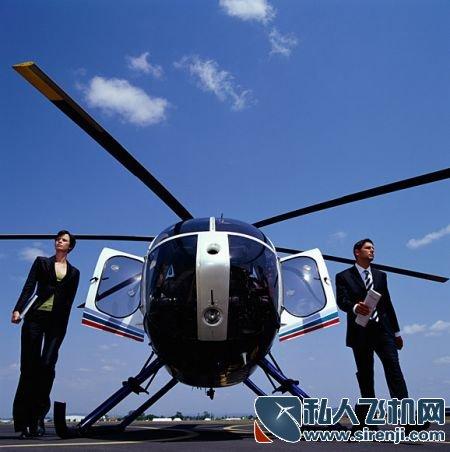 私人直升飞机:是必需品而不是奢侈品