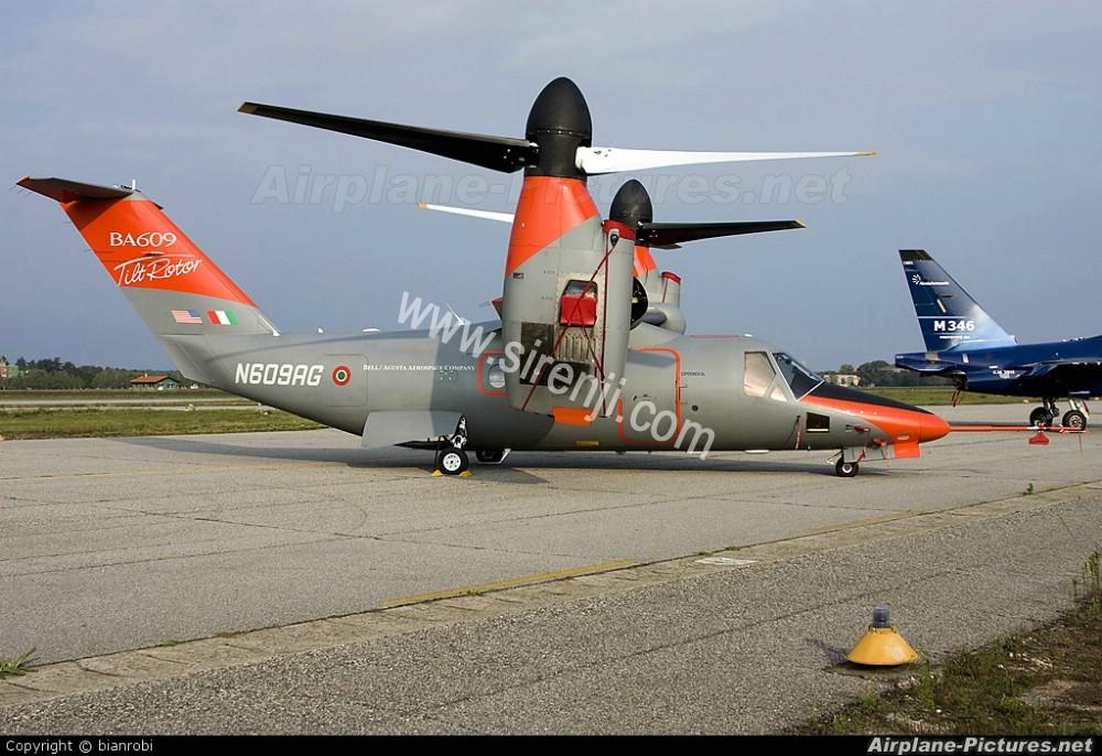 贝尔609 飞机图库_3