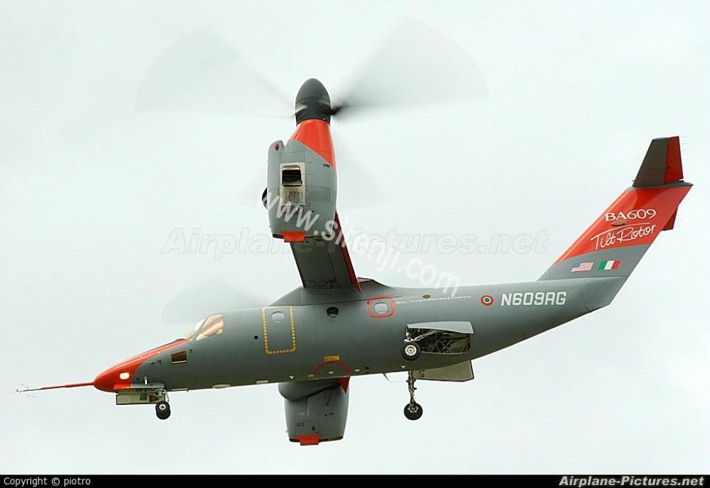 贝尔609 飞机图库_5