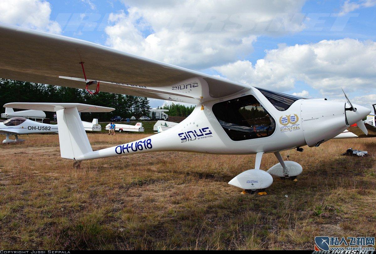 私人飞机网首页 > 蝙蝠飞机公司 > sinus