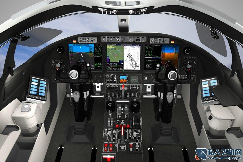 里尔85 飞机图库_5