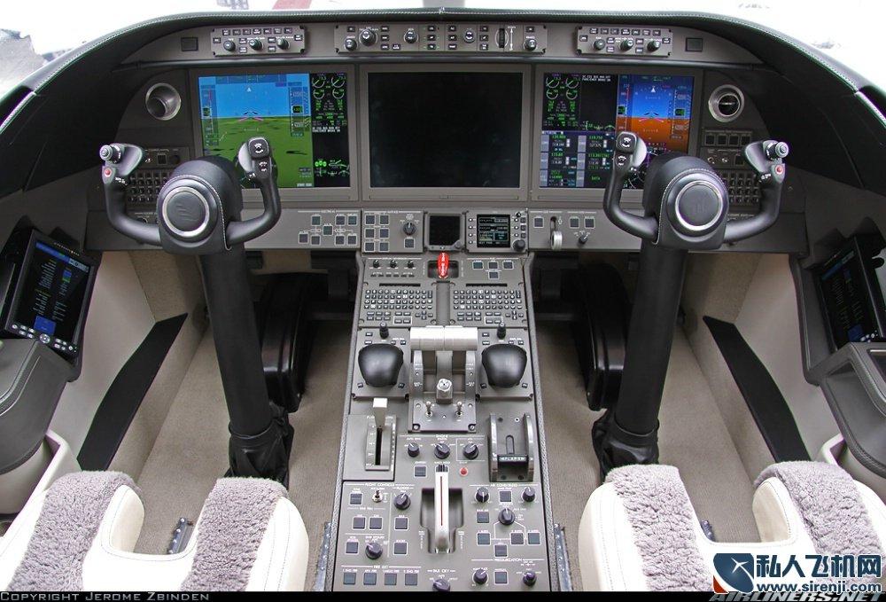 里尔85 飞机图库_0