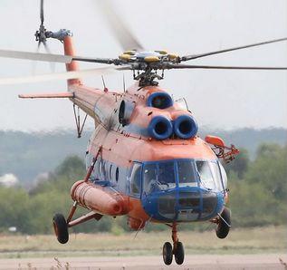 米8直升机高清图库