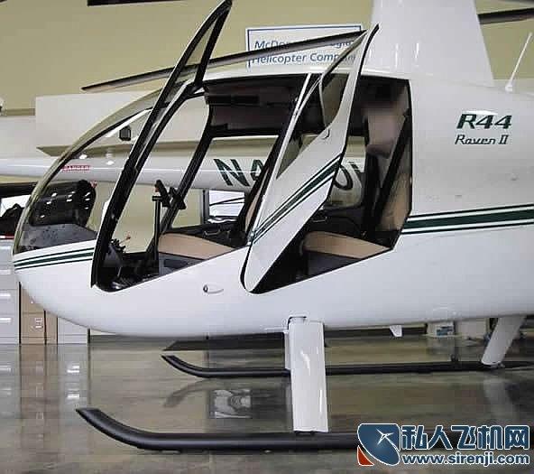 罗宾逊R44RAVEN II_4