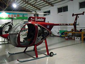 Mini500直升机馆