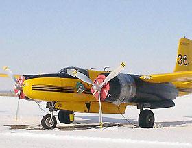 道格拉斯 A -26入侵者