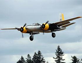 道格拉斯A -26入侵者