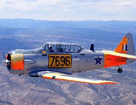 北美 AT- 6C