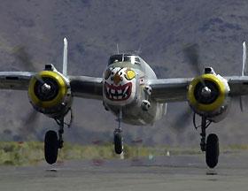 北美 B-25米歇尔型轰炸机