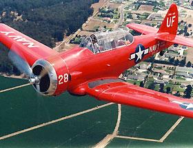北美 AT-6J