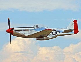 北美 P-51野马型战斗机