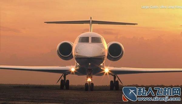 湾流g500_私人飞机网