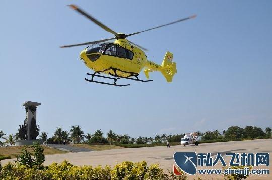 中国私人直升机市场大盘点_私人飞机网