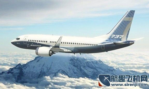 中国订购200架波音737max