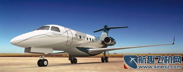 莱格赛500公务机完成地面振动试验_私人飞机网