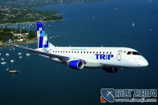 巴航工业公司e喷气系列飞机获得35架订单