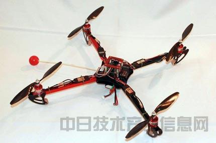 multicopter:奇妙的四螺旋槳遙控直升機圖片