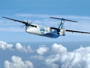 庞巴迪Q400飞机助于WestJet航空运营经济性