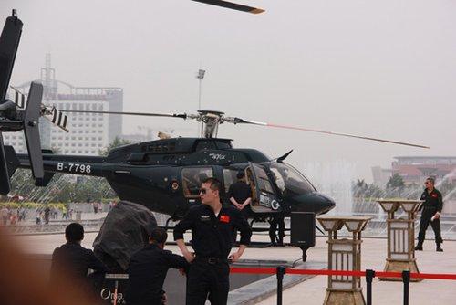 飞机竞技大赛,以及文化旅游活动,经贸招商活动和全市青少年航空科普