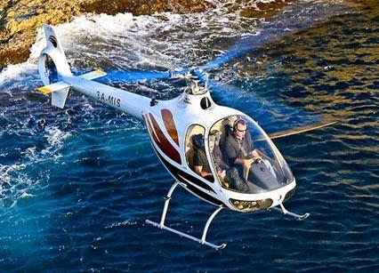 g2是一种三桨叶并列双座带涵道尾桨轻型直升机