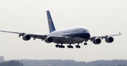 超空客a380起飞速度