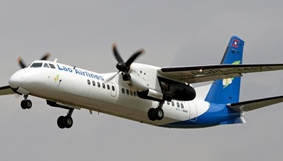 西飞国际首次向厄立特里亚交付ma60飞机