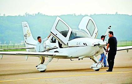 保障通用航空安全飞行 成发展路上要迈的坎_私人飞机网