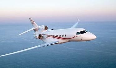 达索猎鹰向中国市场推广猎鹰2000LX等机型