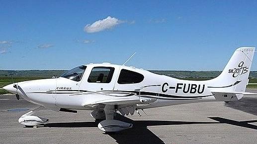 230万的空中豪华跑车:西锐sr20私人飞机
