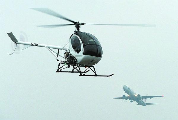 欧洲直升机 avid飞机公司   航路流量:民航可用