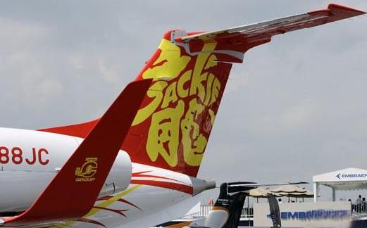 中国富豪私人飞机特点 中国化 内饰改装
