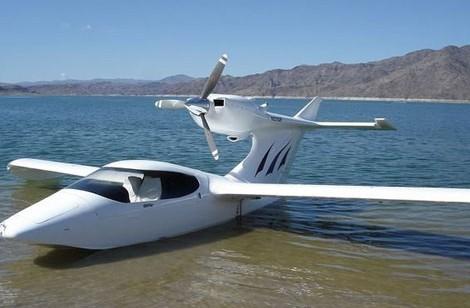 速度最快的两栖飞机:210万的海风300c