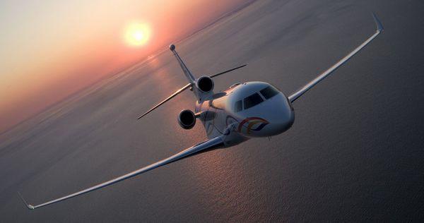 中国私人飞机深度调查 拥有公务机的明星