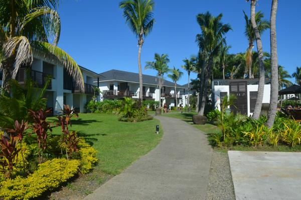 斐济蜜月游:1000块乘水上飞机看海边美景