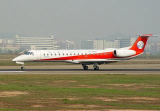 四川航空ERJ145
