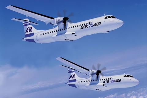 ATR系列支线飞机