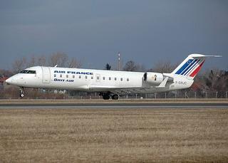 法国布里特航空CRJ100ER