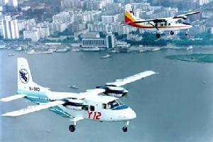 (图)中国哈尔滨Y-12多用途飞机