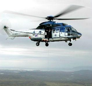 超美洲豹AS332 L1