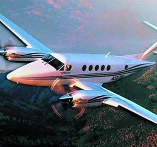 空中国王B200