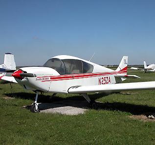 CH2000型通用飞机
