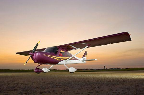 中国私人飞机爆发性增长 富豪热衷空中座驾