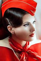 俄罗斯空姐 美丽藏不住