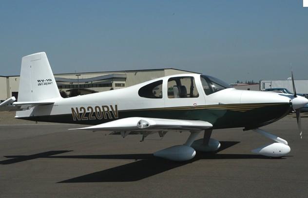 RV-10飞机展示_8