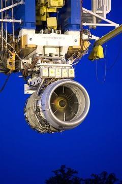 为737 max飞机提供世界级的燃油效率.