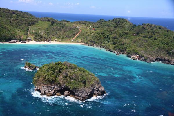 长滩岛自助游:3000比索乘着直升机环岛游