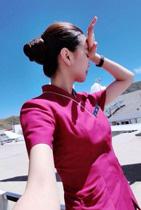 最美空姐超清纯