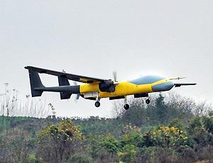 四川成功实验三发通用无人机 即将推向市场