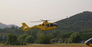 多地调派直升机参与调配防疫物资