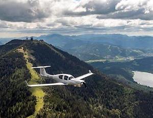 DA50RG钻石飞机有望获得型号认证